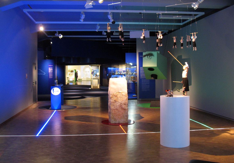 Intro in die Ausstellung