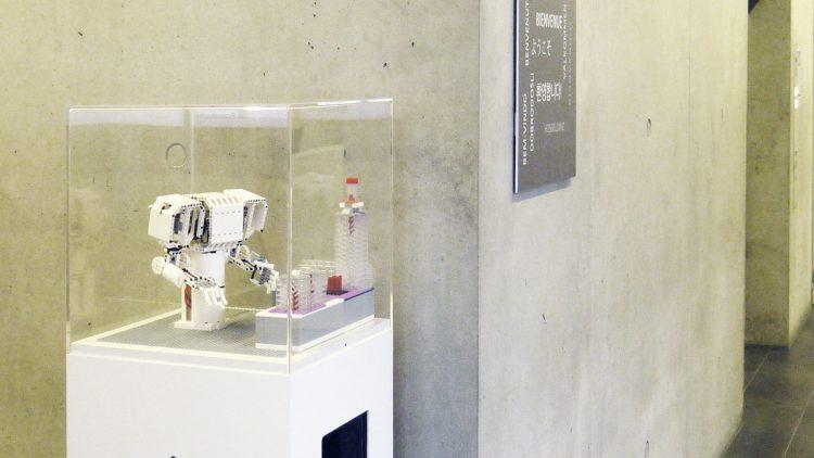 Robo Laborautomation, Fraunhofer ISC