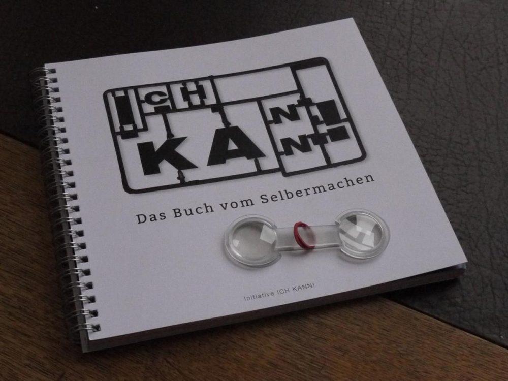 ICH KANN! Logo